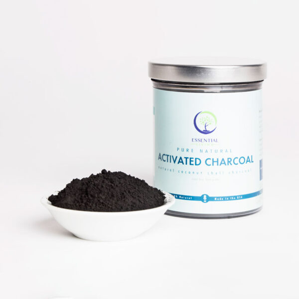 Essential Living Pure Natural Activated Charcoal