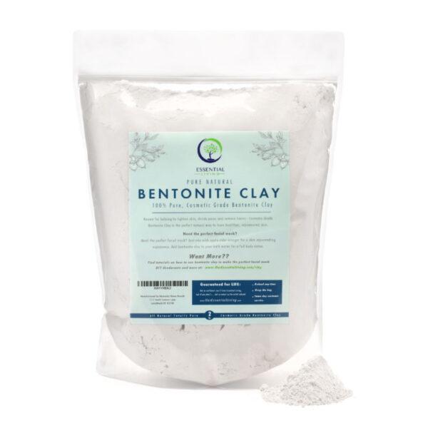 Essential Living Bentonite Clay